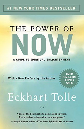 inspiring books to read The Power of Now by Eckhart Tolle