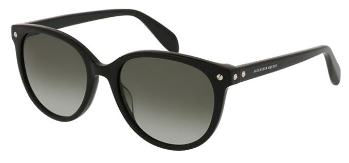 ce21fe563fe Alexander Mcqueen Women s AM0072S 001 Sunglasses