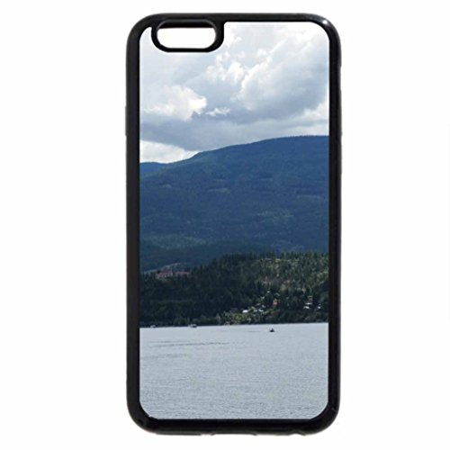 iPhone 6S / iPhone 6 Case (Black) Shuswaps Lakes in BC - Canada 69