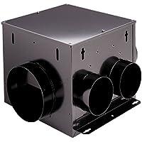 Broan MP200 Multi-Port In-Line Ventilator, 200 CFM by Broan-NuTone