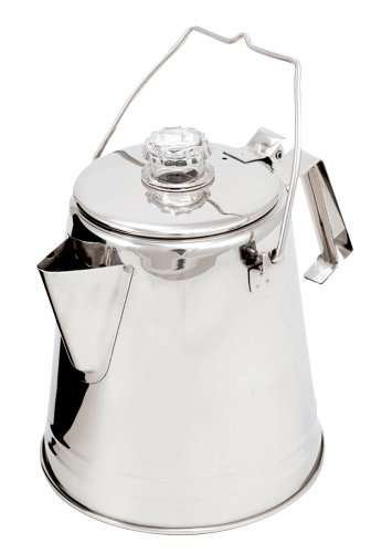 GSI stainless conical percolator 28CUP 11870057000028 by GSI