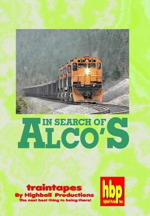 In Search of ALCOs (Highball Productions) [DVD] [1996]