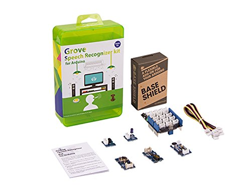 Seeedstudio Grove Speech Recognizer kit for Arduino