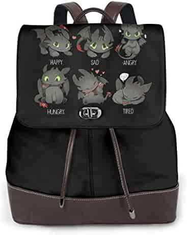 Color : Gray, Size : Free Size Liuxina Rucksack Backpack Women of The Nylon Bag College Wind Travel Laptop Backpack Multifunctional Large Capacity
