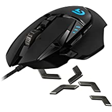 Logitech G502 Proteus Spectrum - RGB Tunable Gaming Mouse - 12,000 DPI On-The-Fly DPI Shifting with 11 Programmable Buttons (Certified Refurbished)