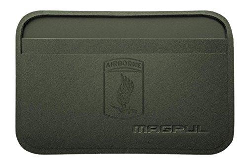 Magpul DAKA Everyday Wallet MAG763 ODG Laser Engraved Army 173rd Airborne Division Emblem (173rd Division Airborne)