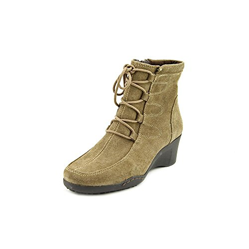 Aerosoles Women's Tor Guide Boot,Mid Brown Suede,6.5 M US