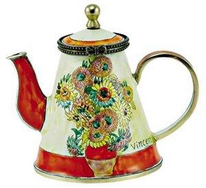van gogh teapot - 2
