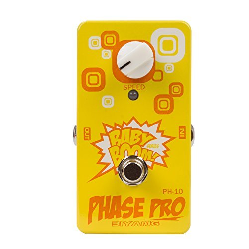 激安の Biyang Guitar Bass Pro Effects PH-10 Pedal Phase Pro B078HX3BY7 PH-10 Baby Boom True Bypass [並行輸入品] B078HX3BY7, インカムアゲイン:2e633e2c --- a0267596.xsph.ru