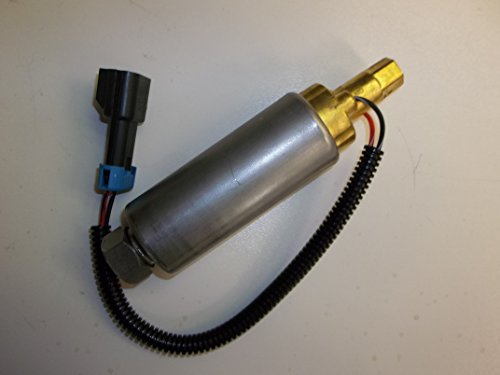 Electric fuel pump for Mercury Mercruiser 4.3, 5.0, 5.7, 7.4, 8.2 EFI MPI Fuel Injected engines. Replaces 861156a1