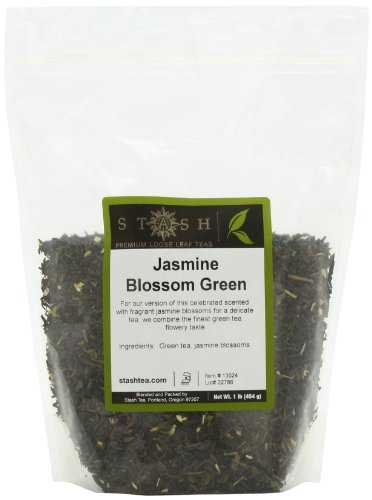 How to buy the best jasmine tea stash loose leaf?
