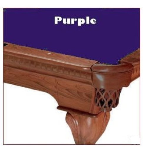 PROLINE 7' Purple Classic 303 Billiard Pool Table Cloth Felt