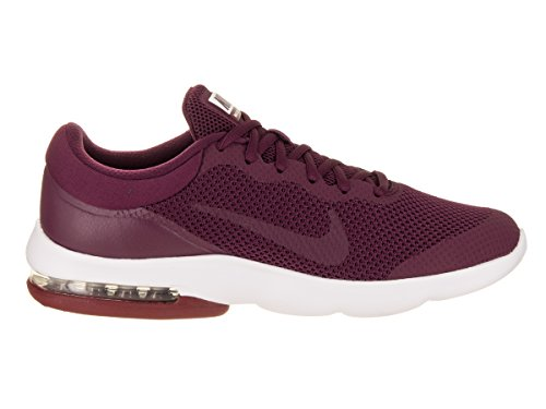 Nike , Baskets pour homme ROT / BORDEAUX / WEISS