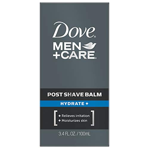 Dove Men+Care Post Shave Balm, Hydrate+ 3.4 oz (Pack of ()