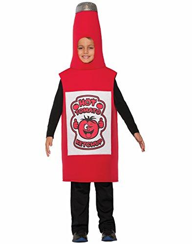 Forum Novelties Kids Ketchup Costume, One Size