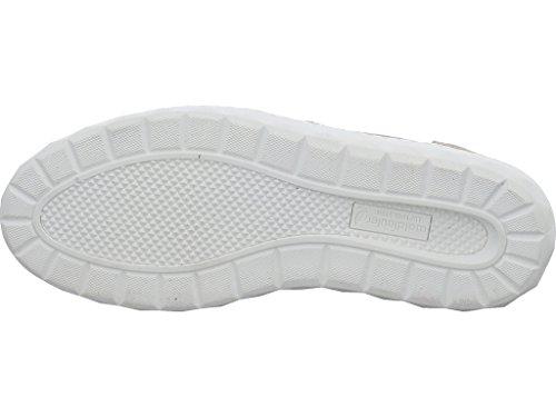 Femme Pour Lacets 070 130 Gris Waldläufer 921002 Chaussures Ville de à f8xz0wqg
