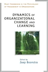 Dynamics of Organizational Change and Learning Hardcover