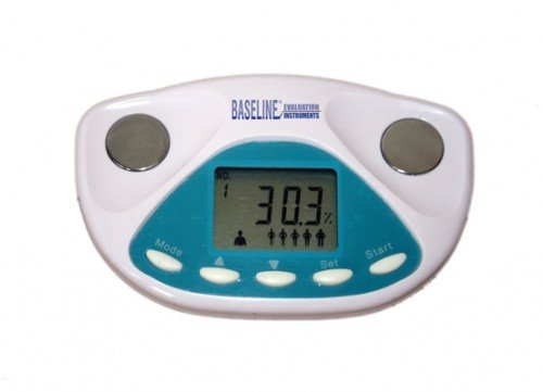 Fabrication Enterprises 12-1140-25 Portable Baseline Body Fat Analyzer - 25 Each