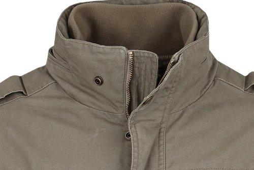 Degli Kaki Boscimani Uomini Giacca Lupo Outfitters Yxz4PqRP