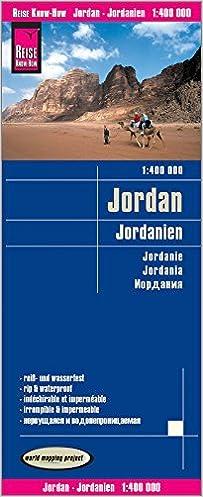 Jordan Reise Know How Verlag 9783831773084 Amazon Com Books