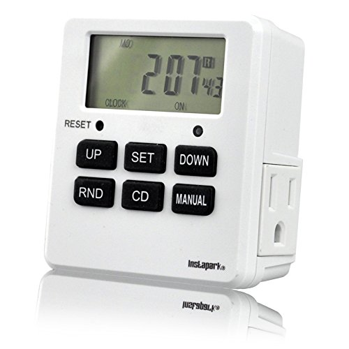 digital wall outlet timer - 5