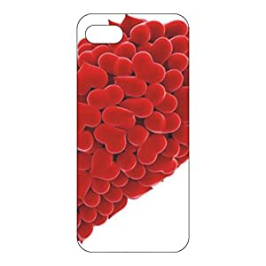iBaste Hard Cover with Shell Case Cover Skin Fall in Love 2 for iPhone 6 Plus