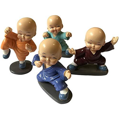 Kingzhuo Baby Buddhas Resin