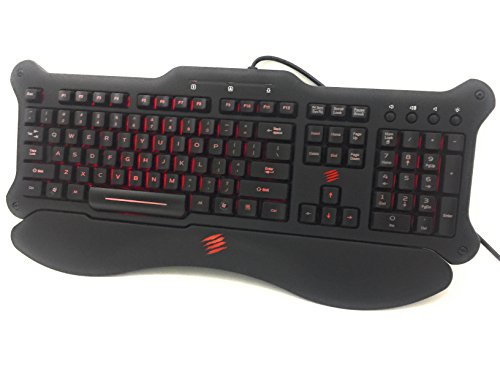 Mad Catz V.5 Keyboard for PC (Mad Catz Gaming)