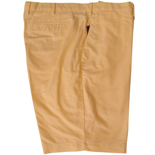 - Polo Ralph Lauren Oxford Clubhouse Shorts (42, Lemon Rnd)