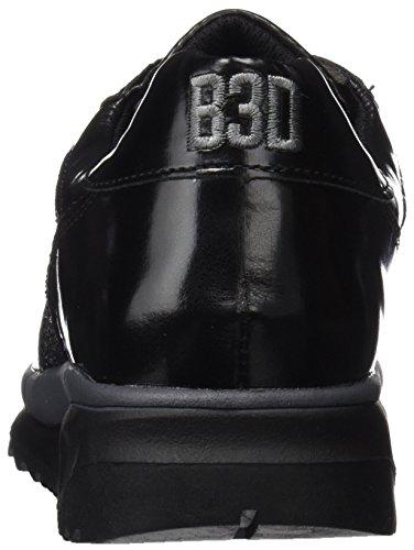 Noir Black Femme Bass3d Baskets 041348 black qxRAwTt8
