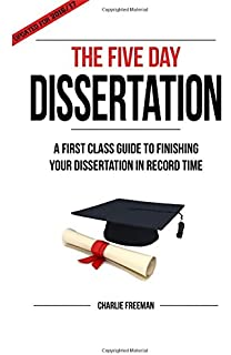 Writing a dissertation for dummies video