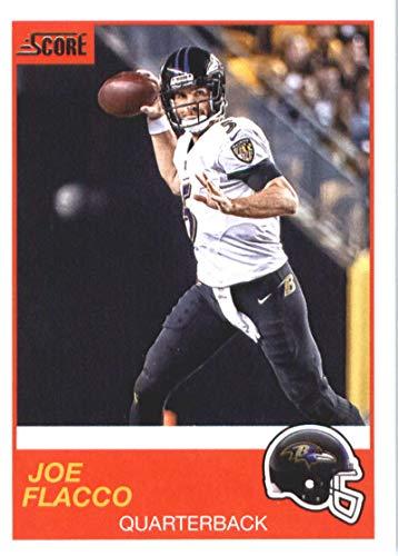 2019 Score #82 Joe Flacco Ravens NFL Football Card NM-MT