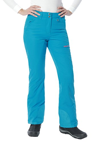 Arctix Women's Insulated Snow Pant, Marina Blue, Large/Regular