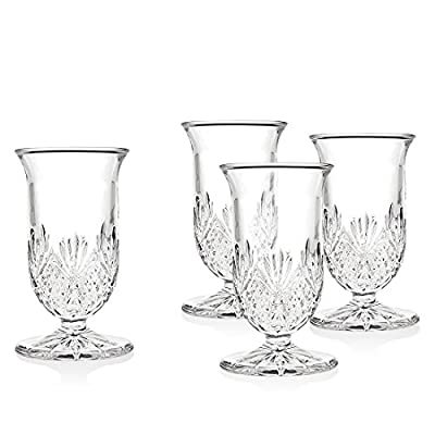 dublin 4 oz whiskey glasses set of 4