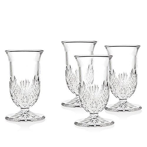 dublin 4 oz whiskey glasses set of 4 Crystal Glass Sherry Glass
