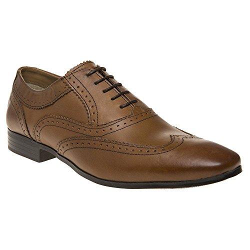 Base London Court Herren Schuhe Beige Beige