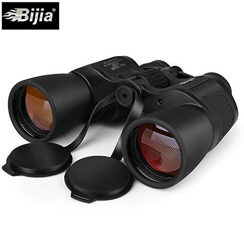 Billion Deals BIJIA 10-120X80 high Magnification Long Range Zoom Hunting Telescope Wide Angle Professional Binoculars high Definition