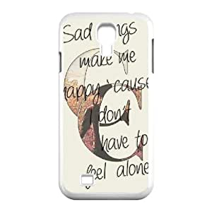 a Day to Remember,quotes Samsung Galaxy S4 Cases, Bloomingbluerose {White}