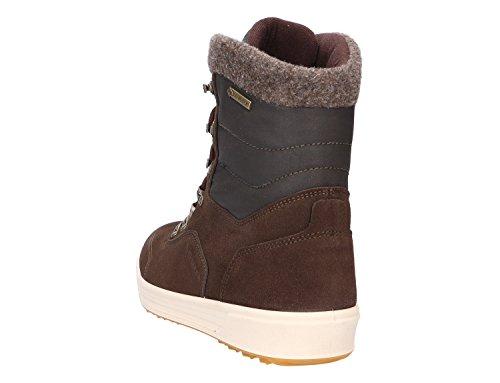 Hautes Gtx Randonnée Multicolore Chaussures De 0493 dark Brown Kazan Lowa Mid Ii Homme qn410Tqf