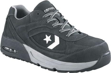 e0895da1a74b Converse C4710 Men s Drive Factor Grey Composite Toe Oxford 8 W ...