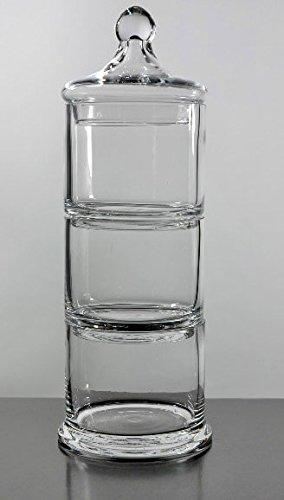 3 tier candy jar - 8