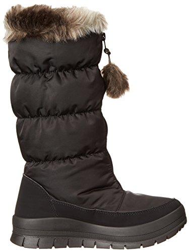 Pajar Womens Tobogan 2 Boot Black Nylon b9Yb2hjS