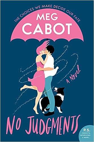 No Judgments: A Novel (Little Bridge Island): Cabot, Meg: 9780062913579:  Amazon.com: Books