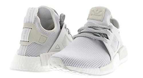 sneakers for cheap e4a0f 572bc Adidas NMD XR1 PK W Primeknit Vintage White BB3684 Women's ...