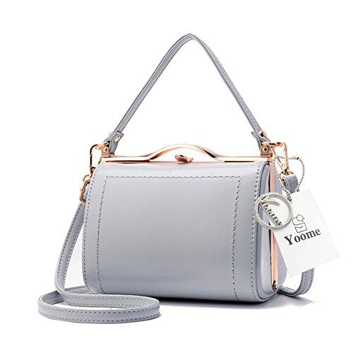 Borse e borse di borsa di moda di grande capienza di Yoome di stile alla borsa delle maniglie delle borse per le donne