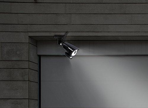 "CasaCam VS1002 Wireless Security Camera System with HD Spotlight Cameras and 7/"""