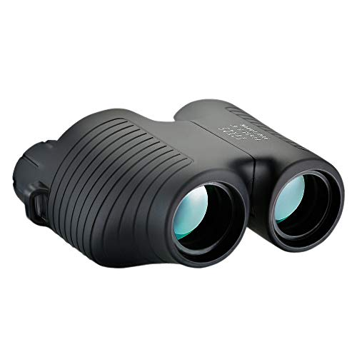 Compact Binoculars Auto Focus 10x25,FW ZONE Small Binocular for Adults Kids with Weak Light Night Vision for Bird Watching, Football, Operas,Concerts,Hunting,Travel