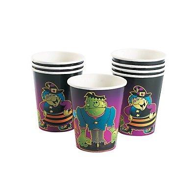 """Boo Bunch"" Halloween Cups"