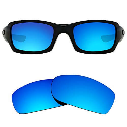 Kygear Anti-fading Polarized Replacement Lenses for Oakley Fives Squared ()