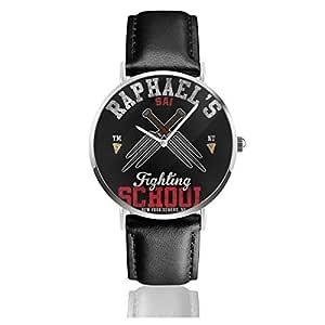 Relojes Unisex de Negocios Casuales Raphael Sai School ...